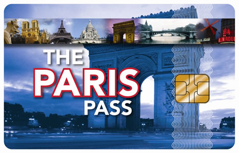 Paris 2 Day Pass