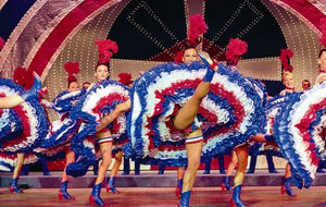 Paris Cabaret & Dinner Packages
