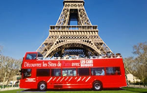 Sightseeing Tours in Paris