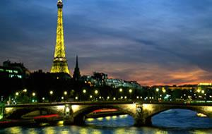 Seine By Night
