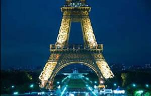 Eiffel Tower Dinner & Seine River Cruise