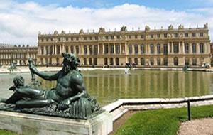 Royal Castle of Versailles with audio guide